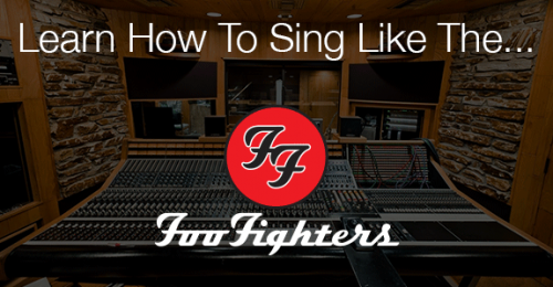 Learn How To Sing like Grammy Award Winners The Foo Fighters
